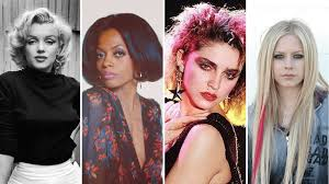 the history of makeup and hair