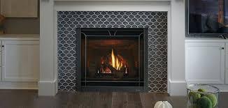 delightful gas fireplace doors open or