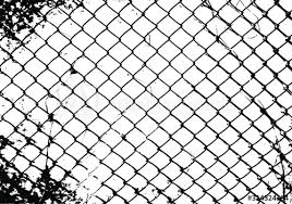 Realistic Segment Of A Metal Mesh Fence Chain Link Fence Texture Distressed Backdrop Vector Illustration Isolated On White Background Eps 10 Buy This Stock Vector And Explore Similar Vectors At Adobe
