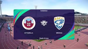 PES 2021   Cittadella vs Brescia - Italy Serie B   04/10/2020