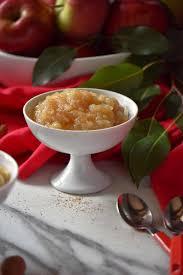 easy homemade chunky applesauce sugar