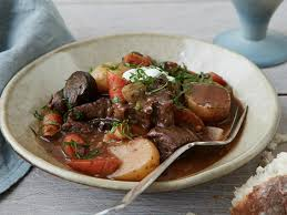 slow cooker beef stew recipe food