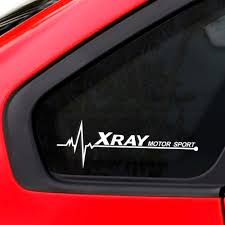 2pcs 20 7cm Sport Auto Window Decor Creative Decals For Lada Xray Car Styling Side Window Relective Vinyl Stickers Accessories Car Stickers Aliexpress