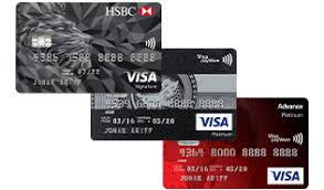 hsbc rewards