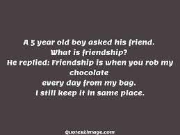 a year old boy friendship quotes image