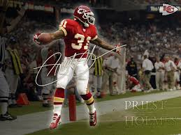Media | Priest Holmes Exclusive Content | Wallpapers, Photos, Videos