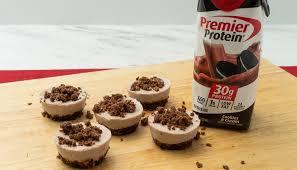premier protein cookies cream