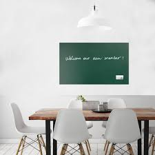 Wall Sticker Chalkboard Flexible Chalk Board Ferrous Teaching Self Adhesive Board Green Color Hold Magnets Wall Decor Peelable Wall Decals Peelable Wall Stickers From Qiansuning666 31 66 Dhgate Com