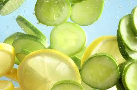 drink lemon cuber water every day to