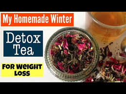 homemade detox tea for winters best