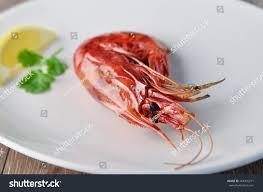 Fried Red Spanish Carabineros Shrimp ...