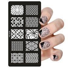 6 12cm nail sting plates geometry