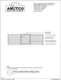 Gate Systems Ametco Manufacturing
