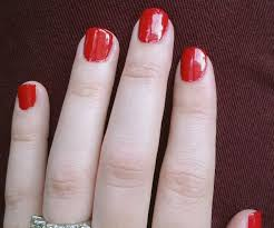 gel polish or normal polish nail tips