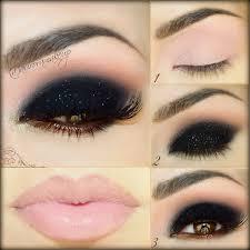 black eye makeup tutorials by georgette