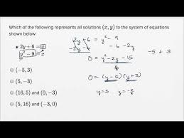 linear and quadratic systems basic