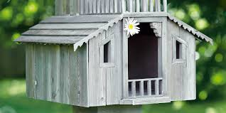 diy jardin construire une cabane à