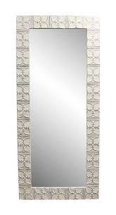 ivy clover antique ceiling tin mirror