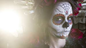 mac cosmetics day of the dead on vimeo