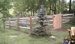 Protection Fence Co Post And Rail And Post And Wire Protection Fence Co