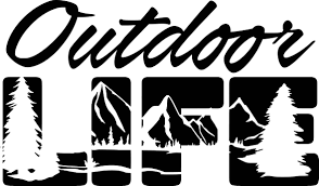 Outdoor Life Rv Vinyl Decal Large Vinyl Monogram Outdoor Life Custom Rv Decal Camping Decal Truck Windo In 2020 Rv Decals Truck Window Stickers Vinyl Monogram