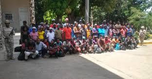 Más cinco mil nacionales haitianos detenidos cuando intentaban ...