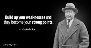 TOP 25 QUOTES BY KNUTE ROCKNE | A-Z Quotes