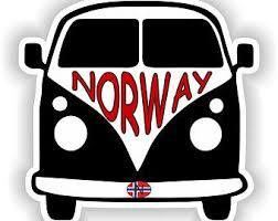 Norway Sticker Etsy