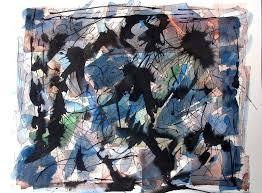 1109 Painting by Willard Johnson | Saatchi Art