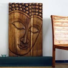 thai decor buddha wall art