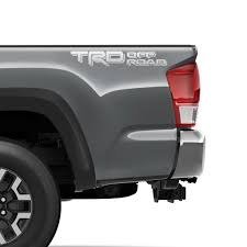 Set Of 2 Trd Off Road Vinyl Decal For 2016 2020 Toyota Tacoma Tundra Us Rallystripes