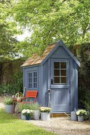 fabulous uk garden shed content in a
