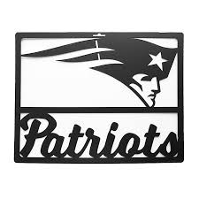 Nfl New England Patriots Metal Team Sign Bed Bath Beyond
