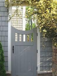 Pin by Stefanie West on Home decor in 2020 | Wooden garden gate, Garden  gates and fencing, Cottage garden