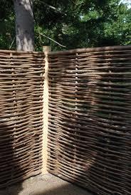 Want For My New Garden 5 X 6 Hazelwood Hurdle Fence Panel Online Garden Store Pergola Gjerde Levegg