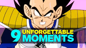 Dragon Ball Z - 9 of the Most Unforgettable Moments - YouTube