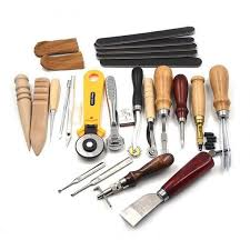 working tools leather craft tools
