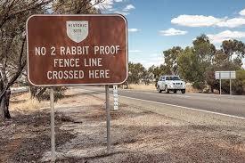 Rabbit Proof Fence Wa