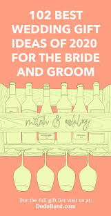 102 best wedding gift ideas for the