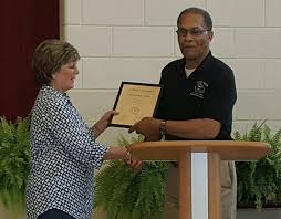 Smith recognized by LWREA | The Lincoln Journal