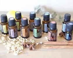 my favorite essential oil blends using