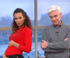 Rochelle Humes hilariously acknowledged her pregnancy rumours on This  Morning