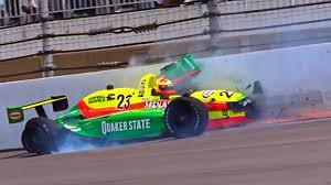 Scott Brayton fatal crash at Indy 500 (May 17, 1996) ALL ANGLES ...