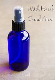 recipe for witch hazel mist