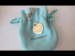 return to tiffany co necklace review