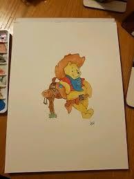 cowboy winnie the pooh disney
