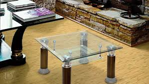 10 inch square glass table top 1 2