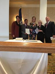 Norfolk Sister City Association celebrated its 41st year with its Annual  International Luncheon and Silent Auction - Norfolk Sister City Association