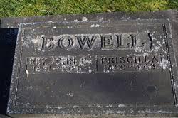 Priscilla Butler Bowell (1850-1943) - Find A Grave Memorial