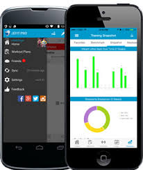 exercise and bodybuilding app